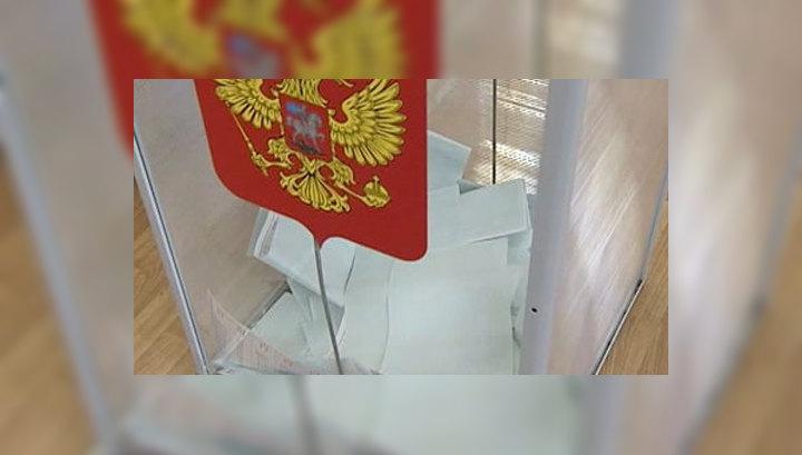 В Москве и Подмосковье закрылись избирательные участки