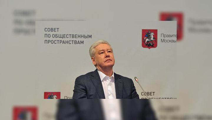 Собянин: второго тура не будет