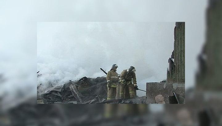 На месте пожара в психдиспансере найдены 7 погибших. Возбуждено уголовное дело