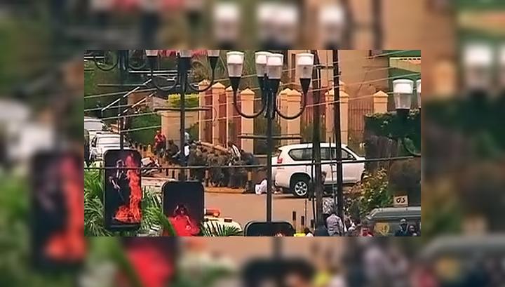 Атаку в Найроби совершил террористический интернационал