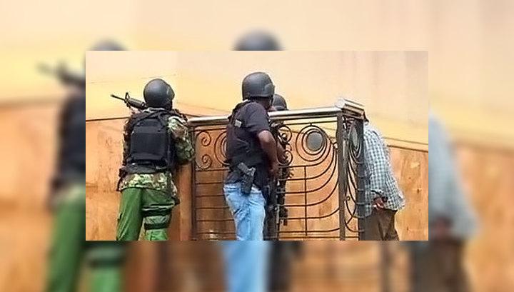 """Боевики """"Аш-Шабаб"""" взяли на себя ответственность за атаку в Найроби"""