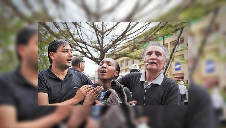 В Найроби освобождено большинство заложников