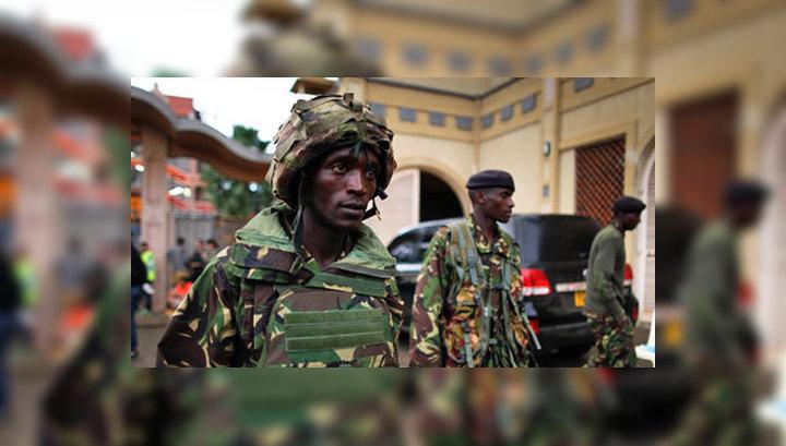Операция по освобождению заложников в Найроби подходит к концу