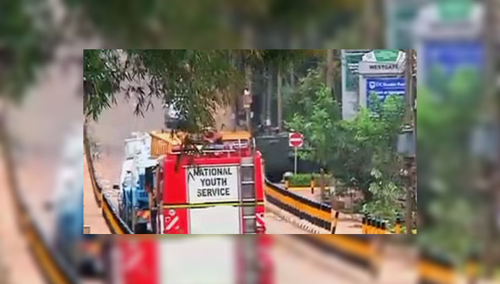 МВД Кении: все заложники освобождены, идет зачистка этажей
