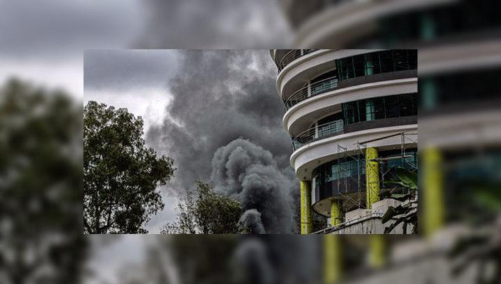 Теракт в Найроби: в торговом центре Westgate возобновилась стрельба