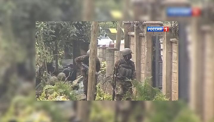 Президент Кении заявил о завершении операции по уничтожению террористов