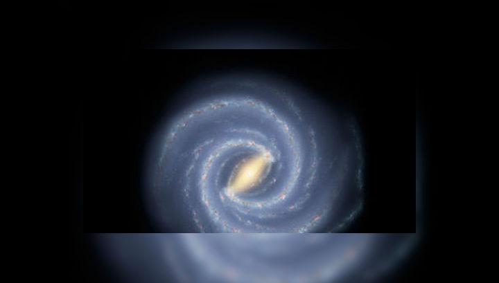 Чтобы покинуть гравитационное поле Млечного Пути, космический корабль должен вылететь за пределы Солнечной системы и развить скорость 537 километров в секунду