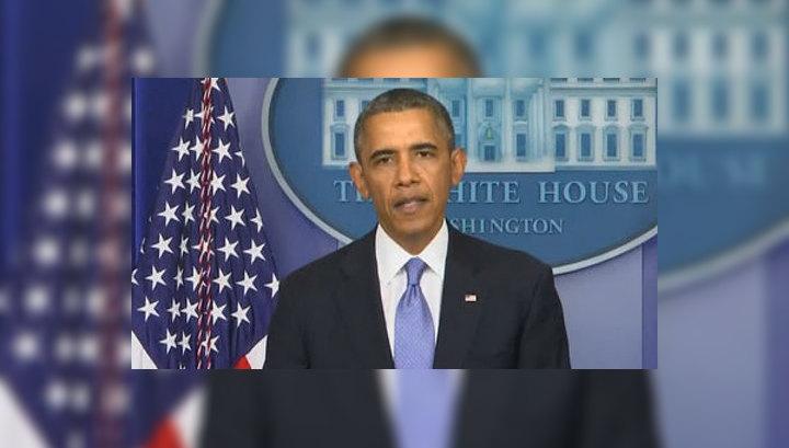 Обама поговорит с лидерами Конгресса о бюджете и потолке госдолга