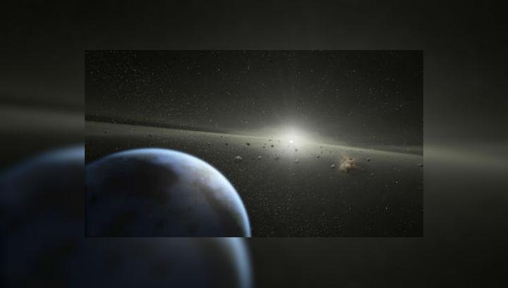 Колыбелью жизни может быть астероидный пояс