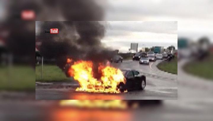 Сгоревший электромобиль обошелся Tesla Motors в два с половиной миллиарда долларов