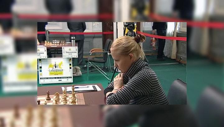 Игры в музеях: российские шахматисты борются за звание лучшего