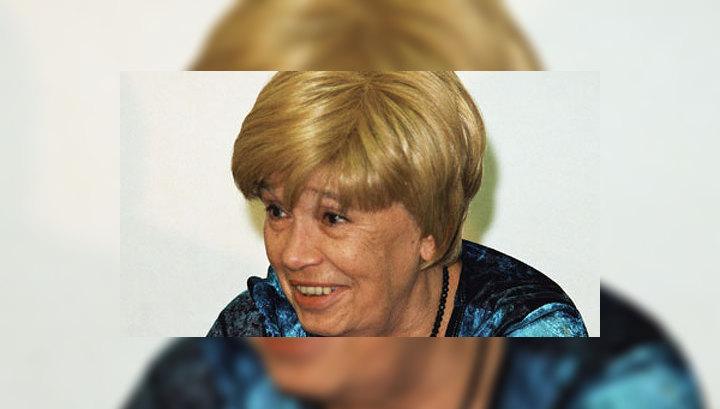Умерла писательница Иоанна Хмелевская
