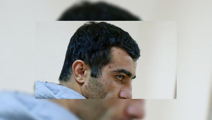 Зейналов поменял показания и попросил отпустить его под залог
