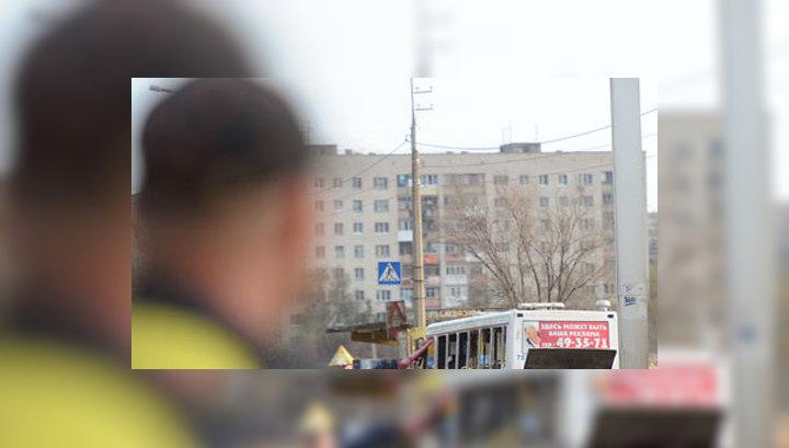 Очевидец взрыва: оглушенные люди просто вываливались из автобуса