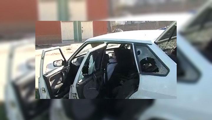 Спецоперация в Хасавюрте: уничтоженные боевики перевозили центнер тротила