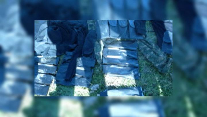 В Дагестане нашли 13 поясов смертника и женские парики