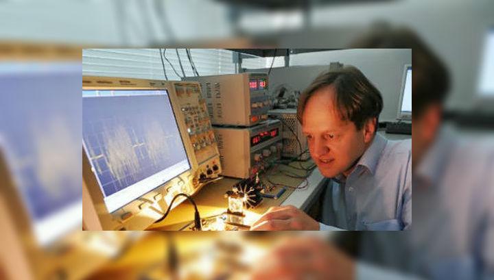 Харальд Хаас трудится над усовершенствованием технологии светового Интернета
