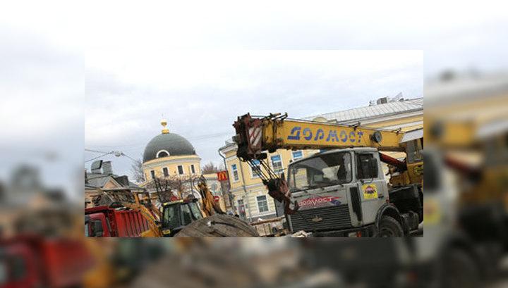 От Новокузнецкой до Болотной: в Москве открылась новая пешеходная зона