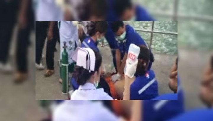 С затонувшего парома в Таиланде спасли 200 человек
