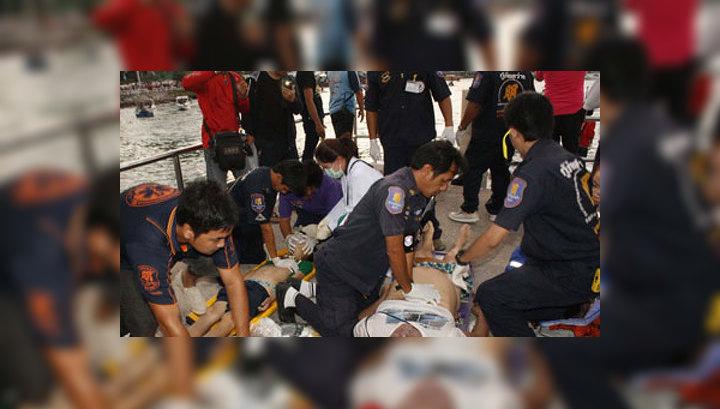 Капитан затонувшего в Паттайе парома перед рейсом напился и принял наркотик