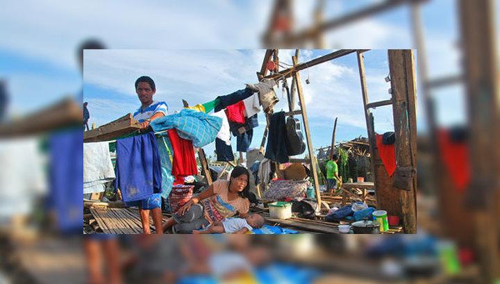 Тайфун заблокировал на Филиппинах 50 россиян