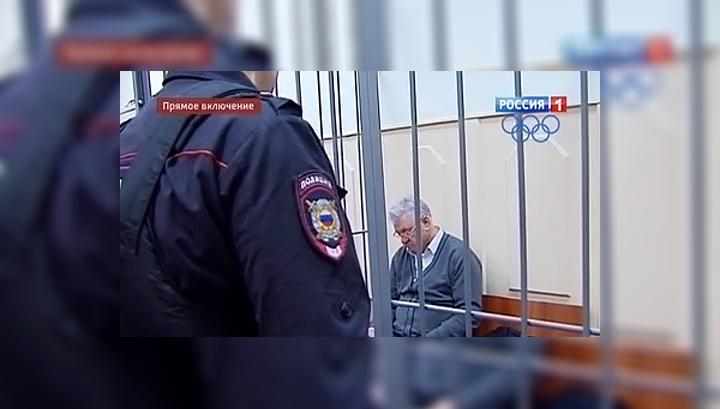 Мэр Астрахани арестован и не отвечает на вопросы следствия