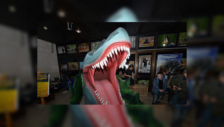 Прогулка с динозаврами