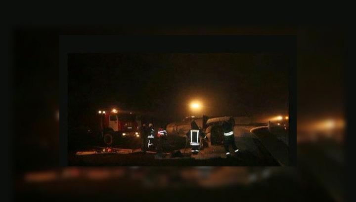 В Казани разбился самолет: 50 погибших