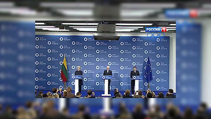 Оппозиция обещает Януковичу кровавую войну за Евросоюз
