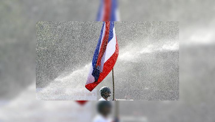 Тайская оппозиция намерена захватить МВД