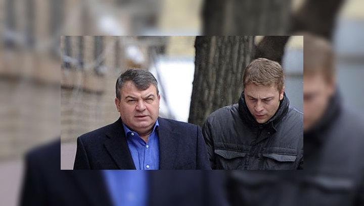 Амнистия Анатолия Сердюкова признана законной