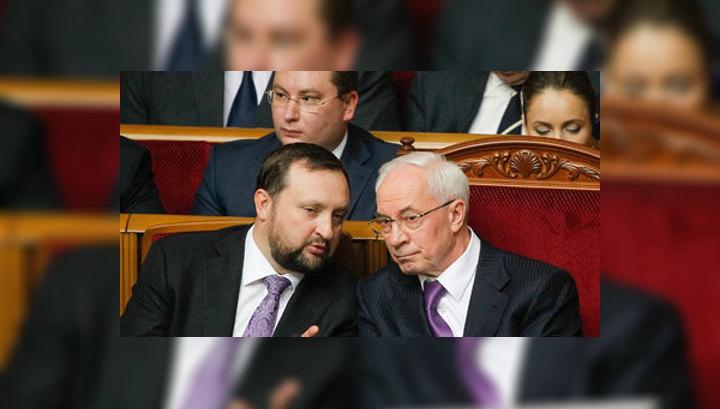 Обязанности главы кабмина Украины будет исполнять Сергей Арбузов