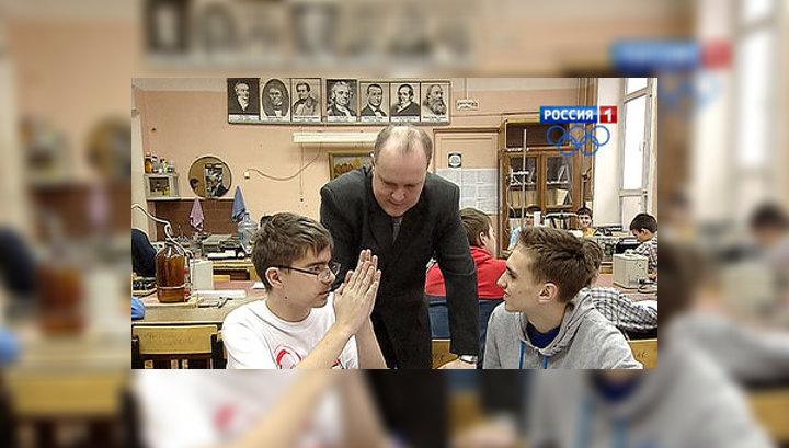 Школа Колмогорова: аспирант и полдоцента на процент ученика