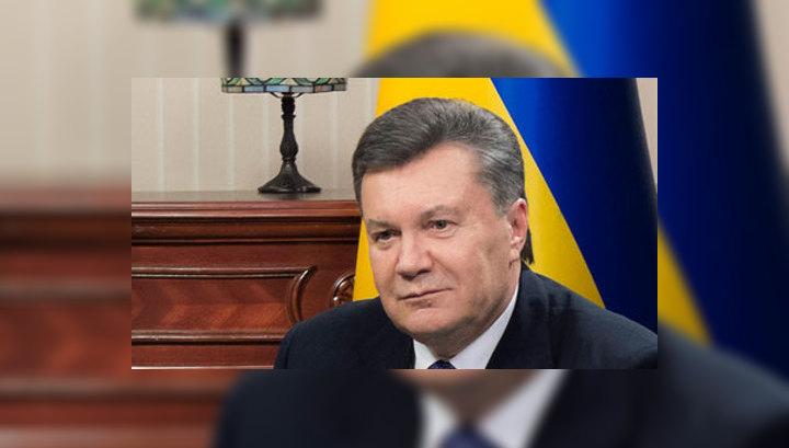 Янукович объявил досрочные выборы президента Украины