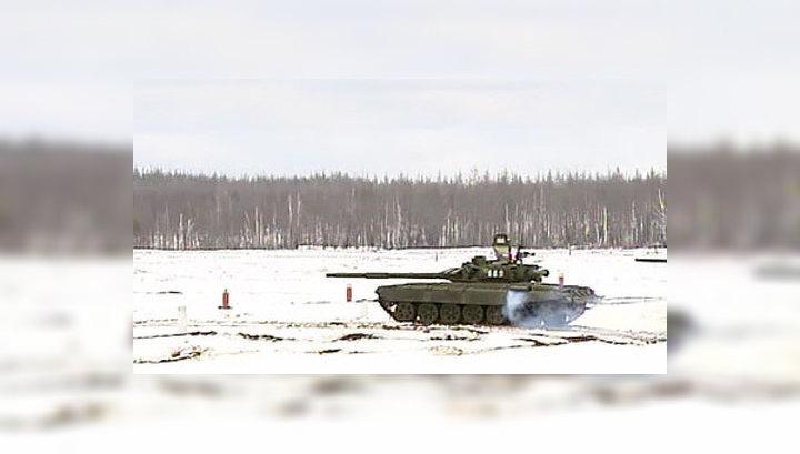 Перевооружение российской армии идет полным ходом