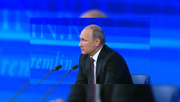 Президент России рассказал, почему завидует Обаме