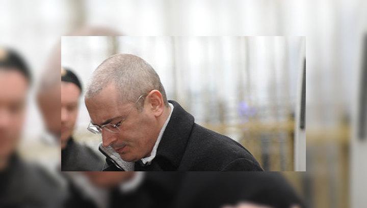 Журналисты собрались возле колонии: Ходорковский может выйти уже сегодня