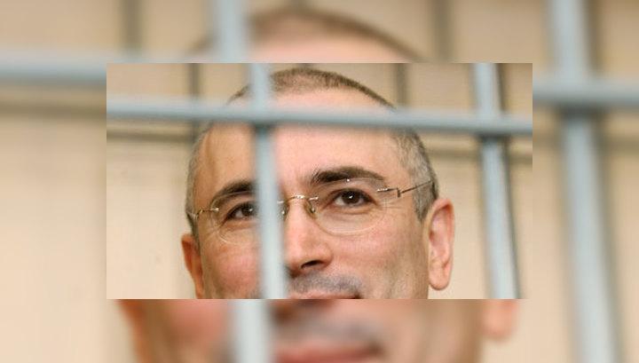 Мать Ходорковского не знает о его поездке в Германию