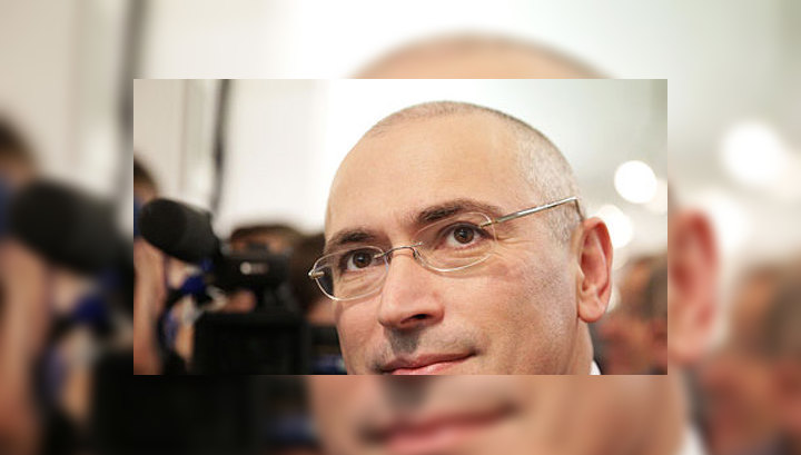 Россия переведет Ходорковскому 10 тысяч евро