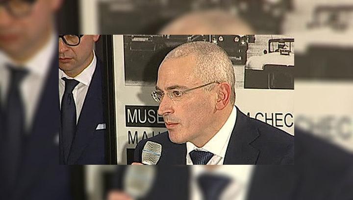 Ходорковский сосредоточится на семье и общественной деятельности