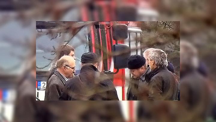 Посол Палестины в Чехии пал жертвой любопытства и неосторожности