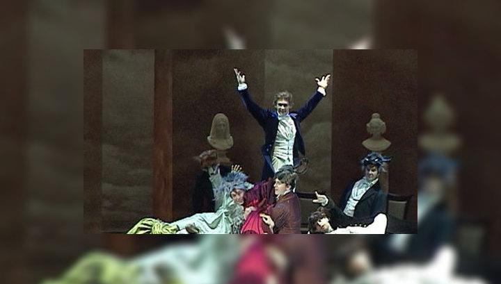Русские танцовщики сдали сложный экзамен в Grand Opera