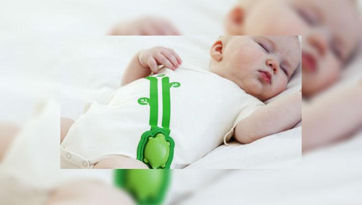 Ползунки Mimo рекомендованы для малышей от рождения до года