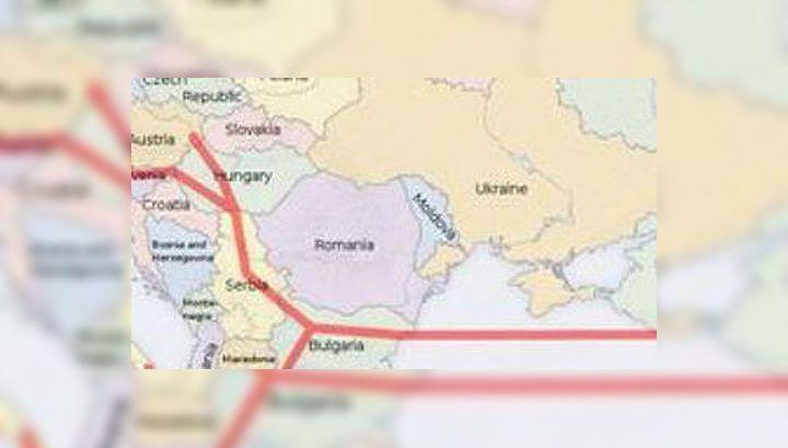 """РФ и ЕК создадут рабочую группу по """"Южному потоку"""""""
