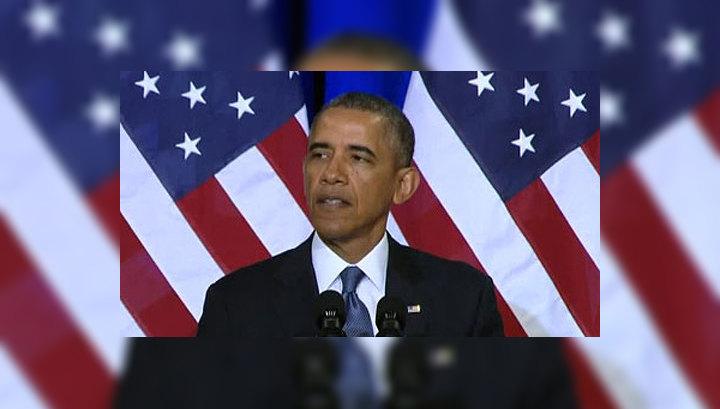 Скандал с прослушкой: конгрессмен подал в суд на Обаму