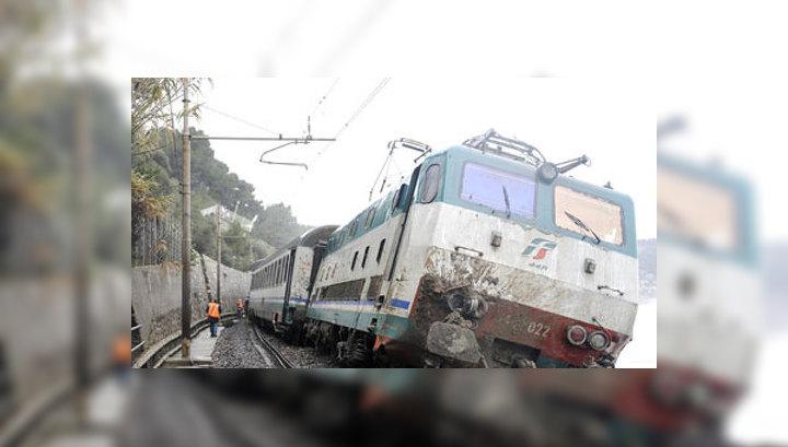 Из-за мощных ливней и оползней в Италии объявлен высший уровень опасности