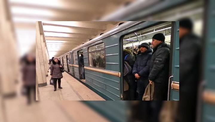 Очевидцы о свае, вбитой в тоннель метро на зеленой ветке
