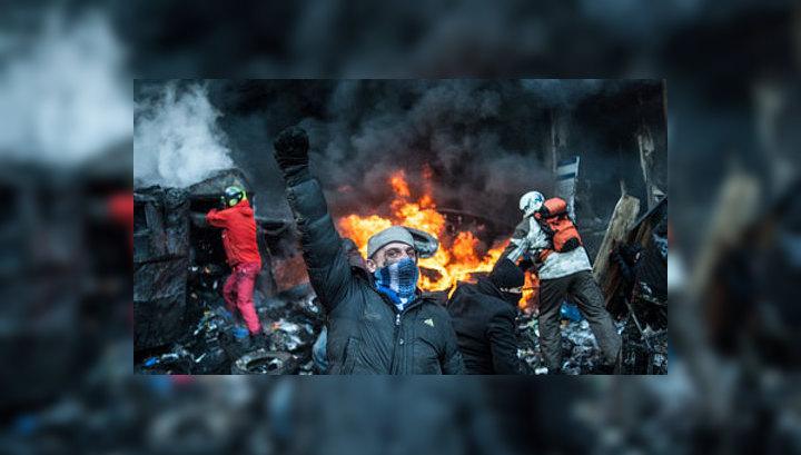 Милиция поймала поставщиков оружия на Евромайдан