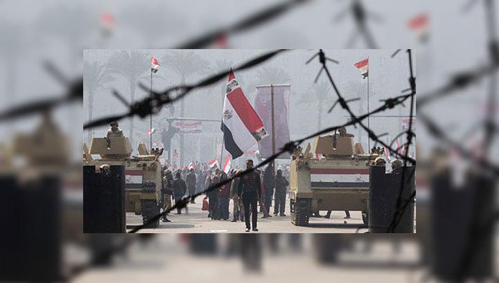Выборы президента Египта пройдут досрочно