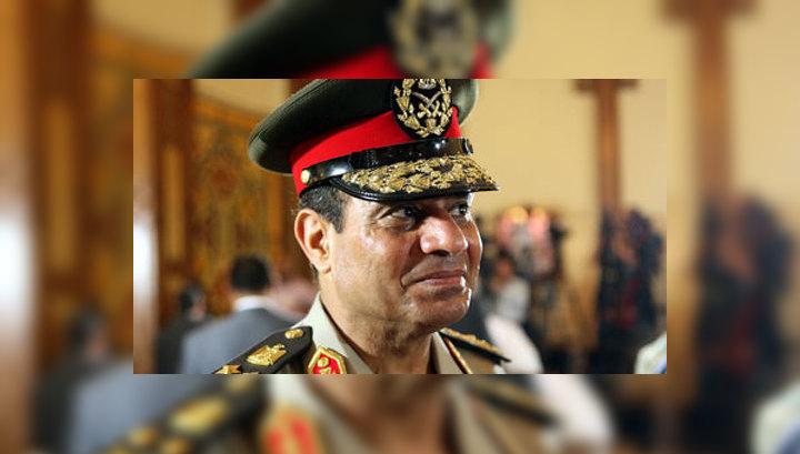 Организатор египетского переворота министр ас-Сиси метит в президенты